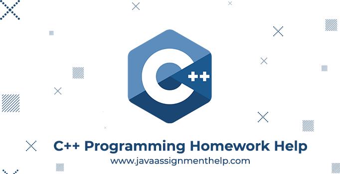 C++ Programming Homework