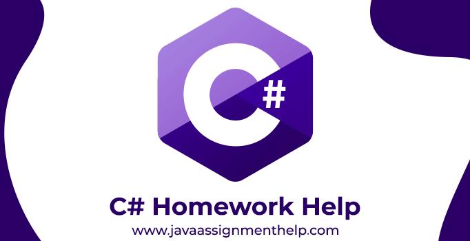 Csharp-Homework-Help