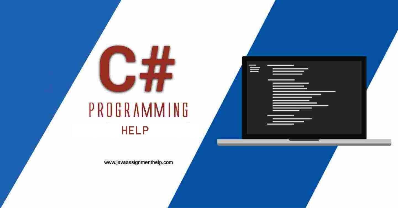 C sharp programming help