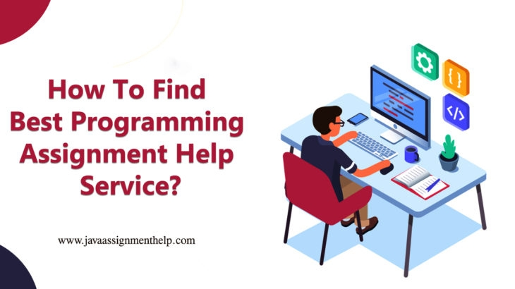 How To Find Best Programming Assignment Help Service