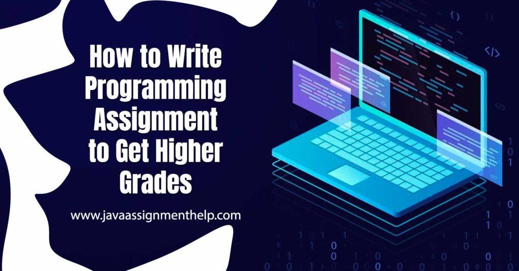 Programming Assignment
