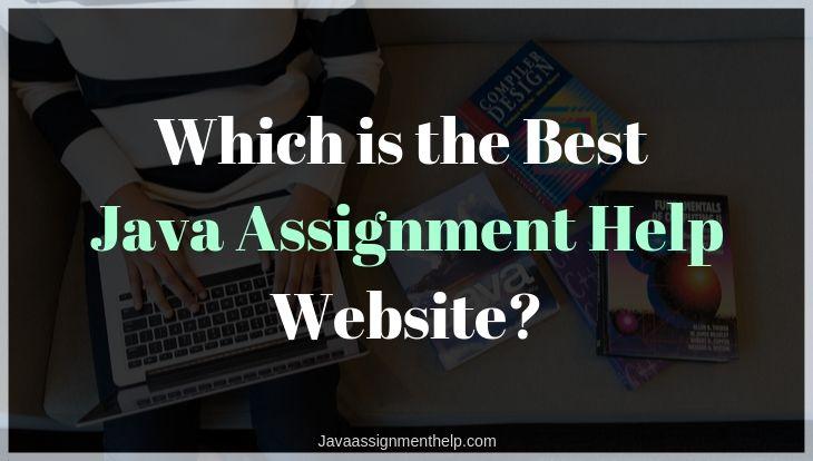 Java Assignment Help Website