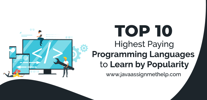 Top 10 Highest Paying Programming Languages to Learn by Popularity