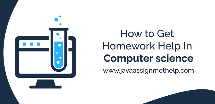 Homework help in computer science