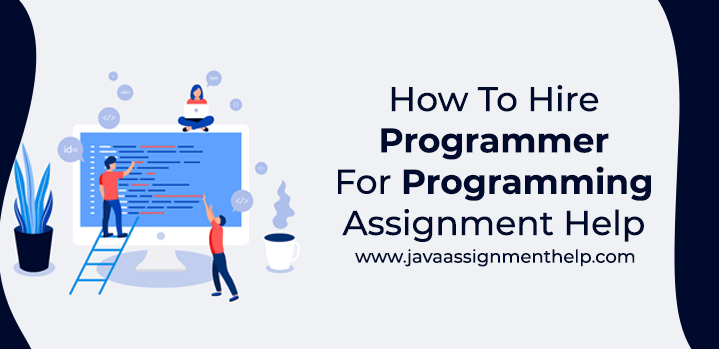 How to Hire Programmer for Programming Assignment help
