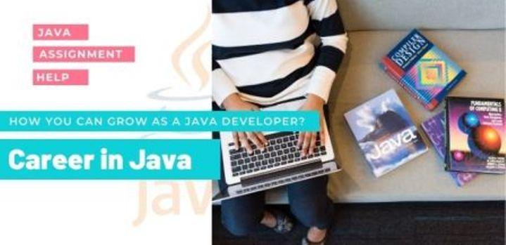 career in java