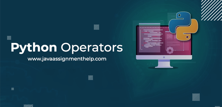 Python Operators : Types of Operators in Python