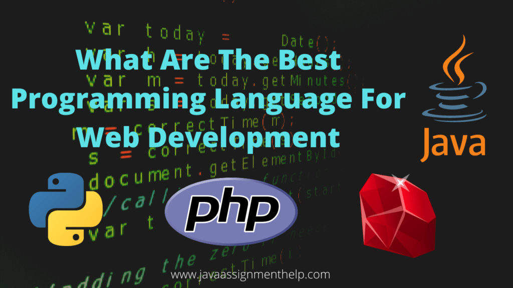 What Are The Best Programming Language For Web Development