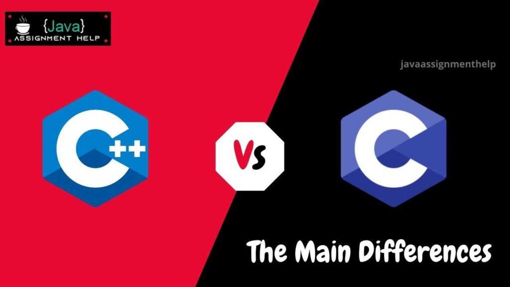 c++ vs c