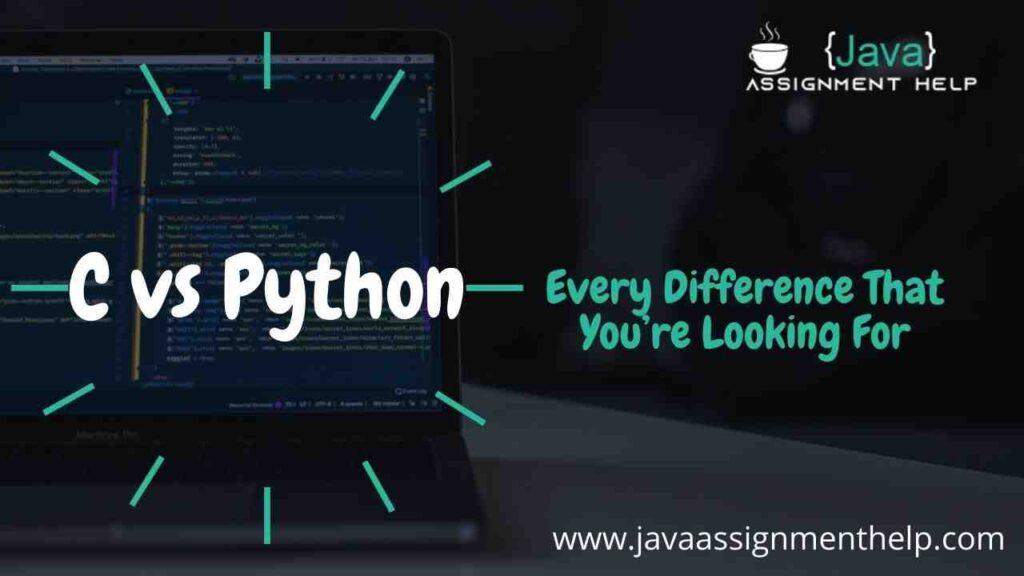 C vs Python
